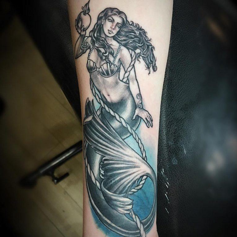 Ocean Tattoo 67