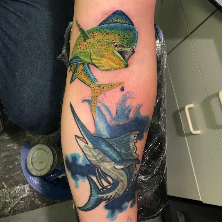 Ocean Tattoo 71