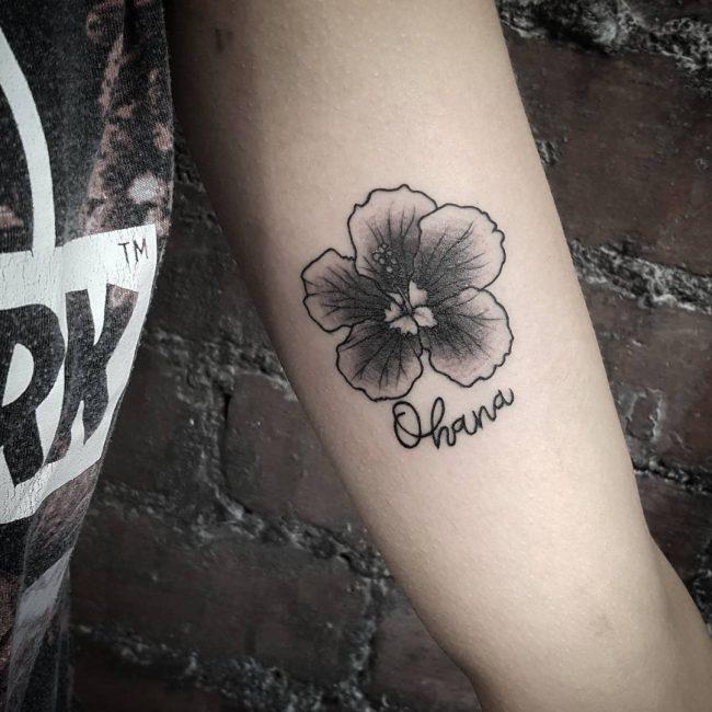 Ohana Tattoo 38