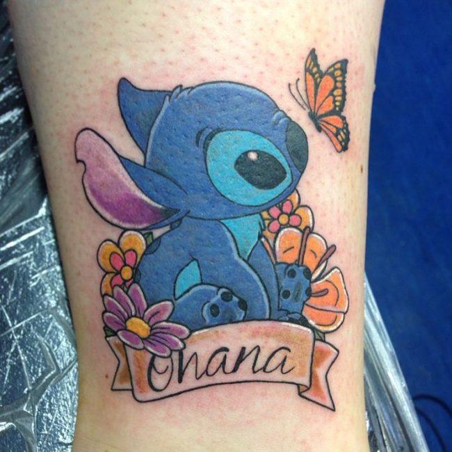 Ohana Tattoo 42