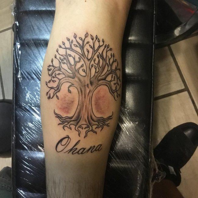 Ohana Tattoo 43