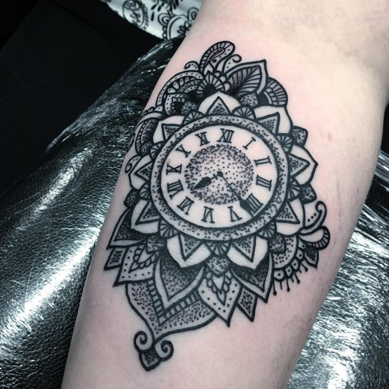 Paisley Tattoo 53