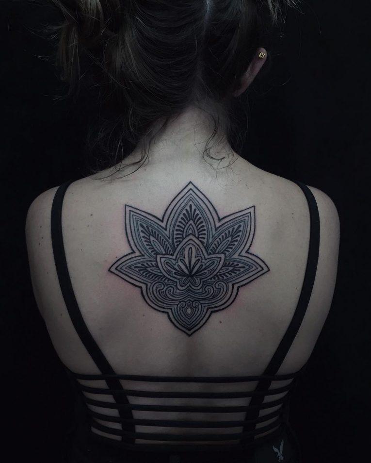 Paisley Tattoo 55