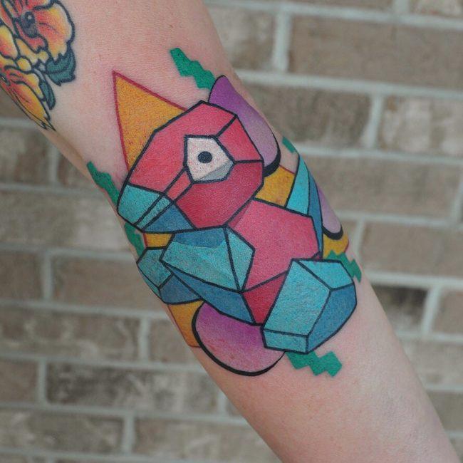 Pokemon Tattoo 86