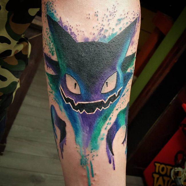 Pokemon Tattoo 87