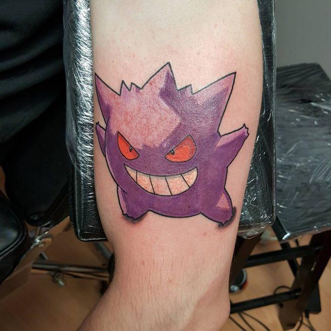 Pokemon Tattoo 90