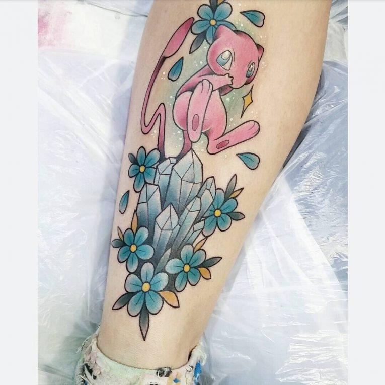 Pokemon Tattoo 98