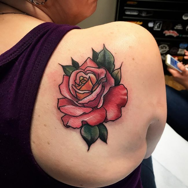 Roses Tattoo 67