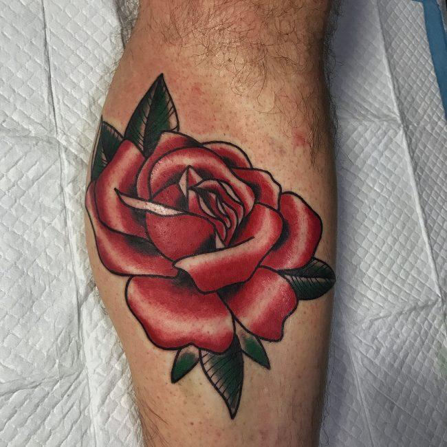 Roses Tattoo 68