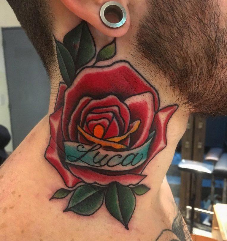 Roses Tattoo 71