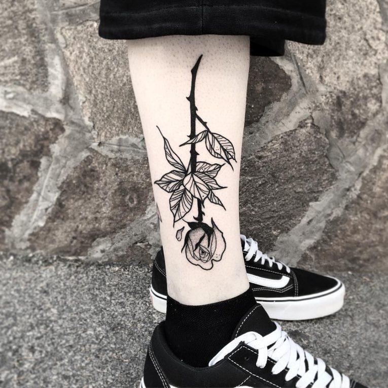 Roses Tattoo 80
