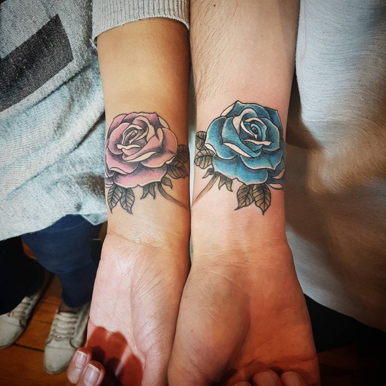 Roses Tattoo 82