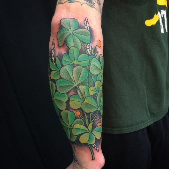 Shamrock Tattoo 56