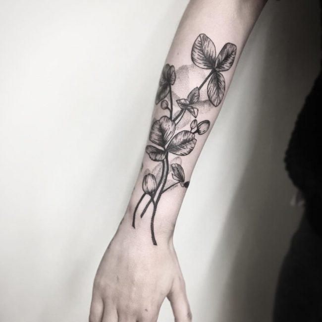 Shamrock Tattoo 58