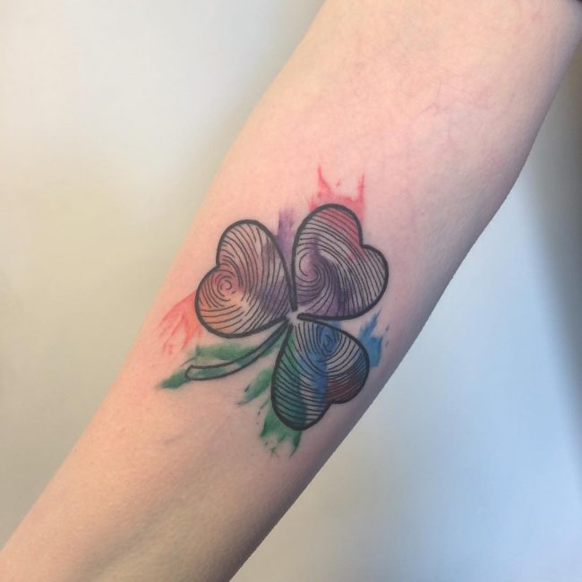 Shamrock Tattoo 59