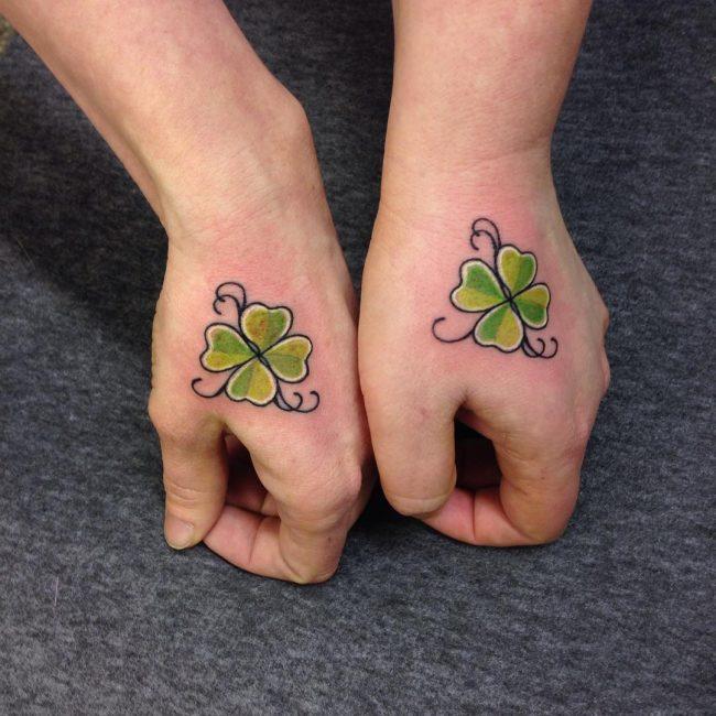 Shamrock Tattoo 64