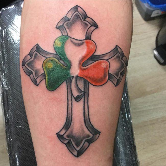 Shamrock Tattoo 65