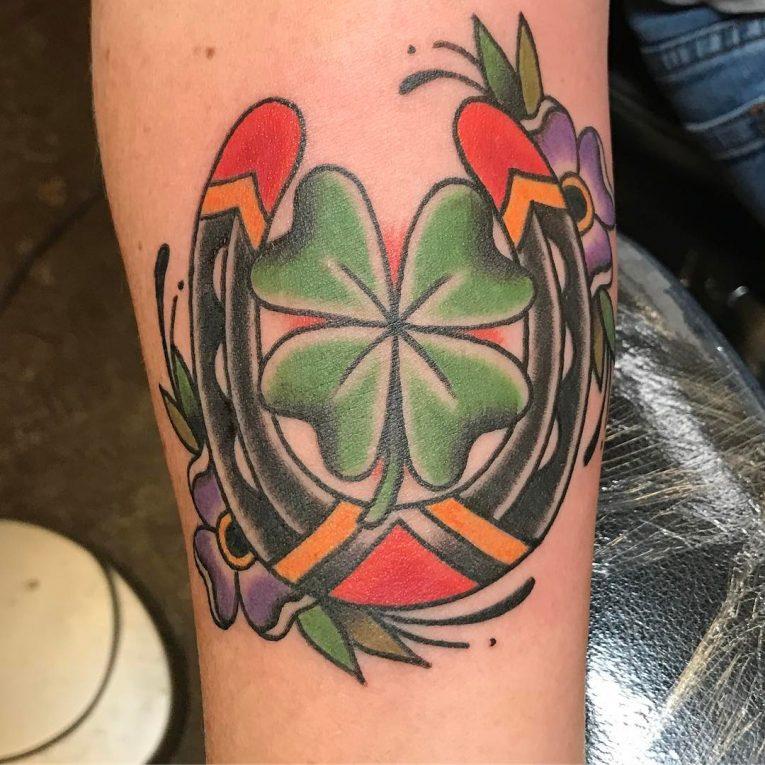 Shamrock Tattoo 66