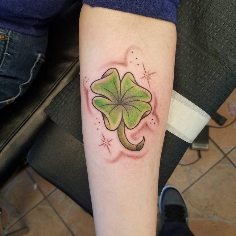 Shamrock Tattoo 67