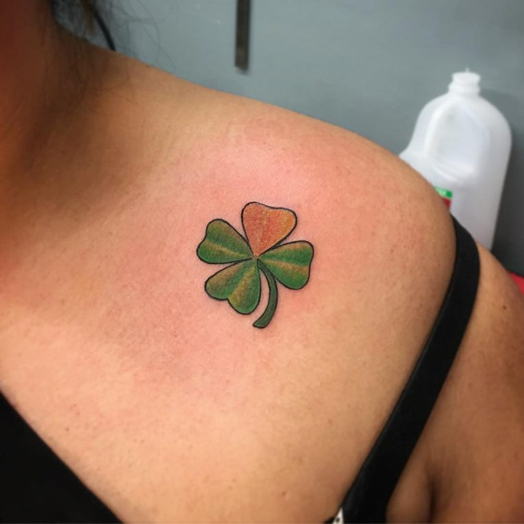 Shamrock Tattoo 68