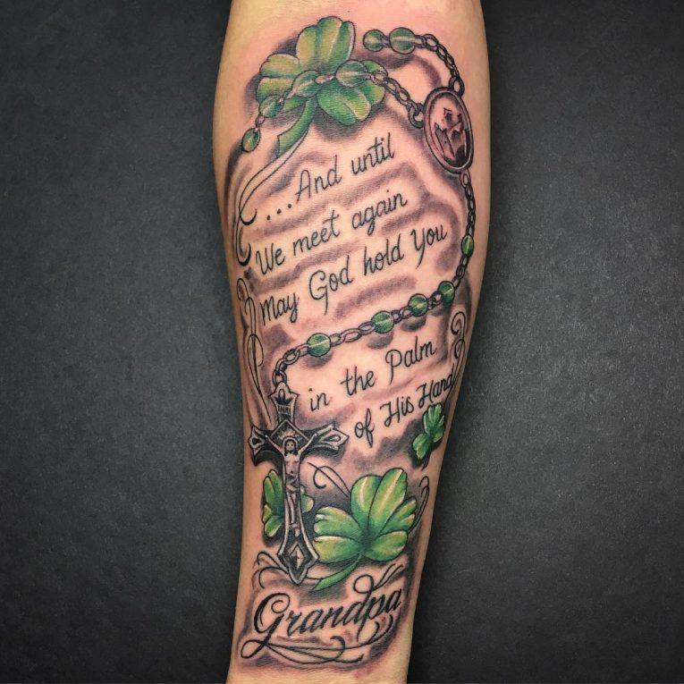 Shamrock Tattoo 70