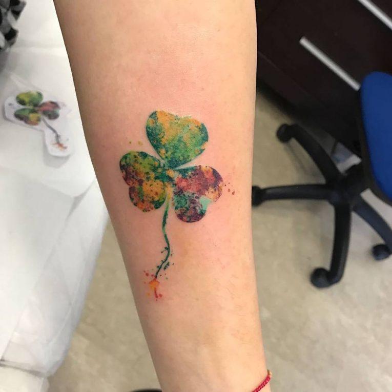 Shamrock Tattoo 71