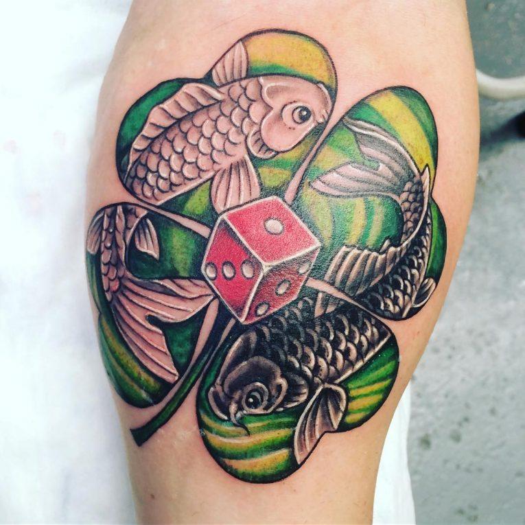 Shamrock Tattoo 72