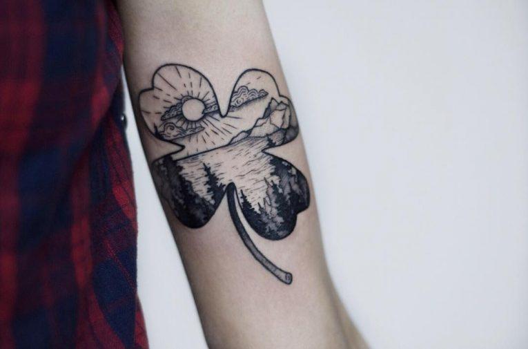 Shamrock Tattoo 74