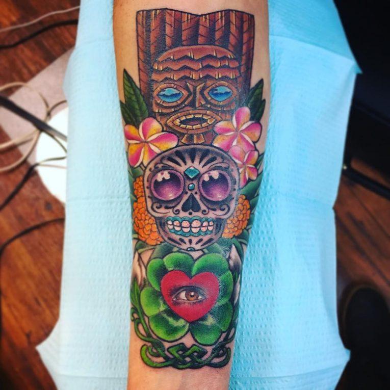 Shamrock Tattoo 75