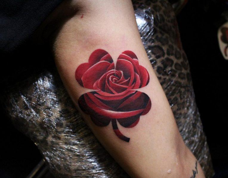 Shamrock Tattoo 76