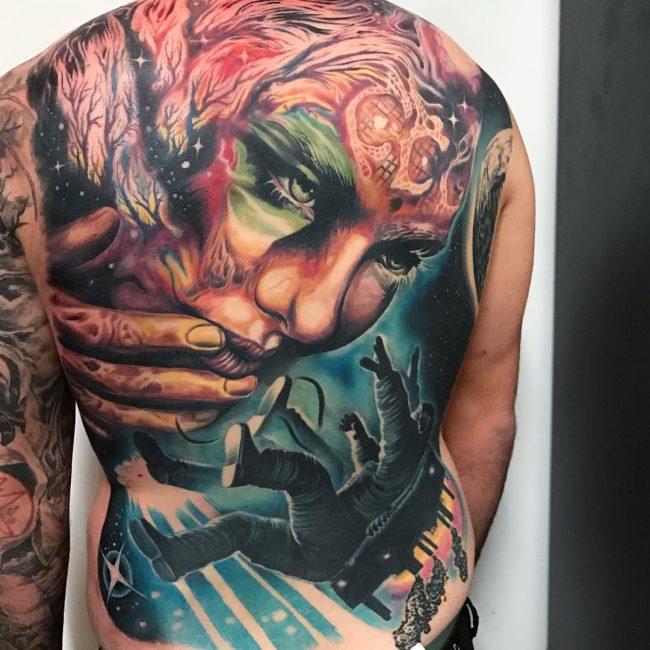 Space Tattoo 76