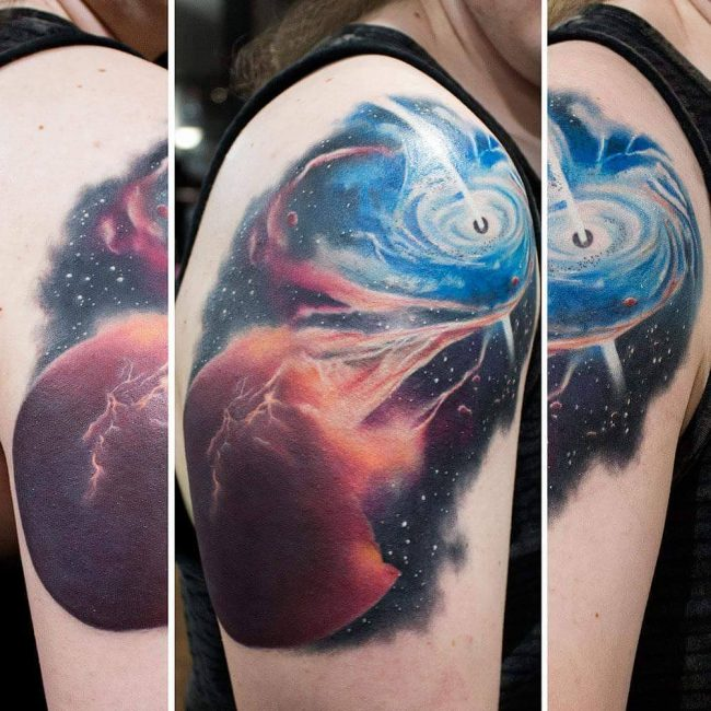 Space Tattoo 78