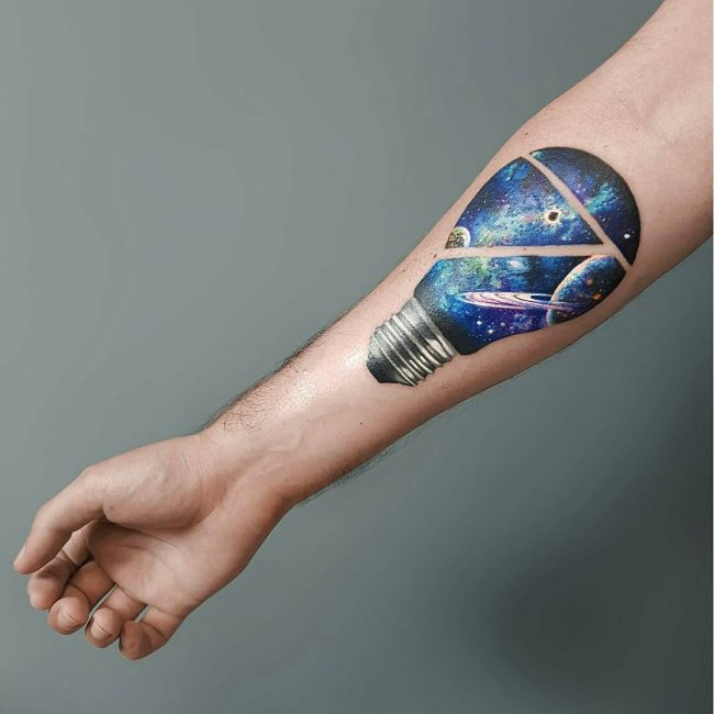 Space Tattoo 81