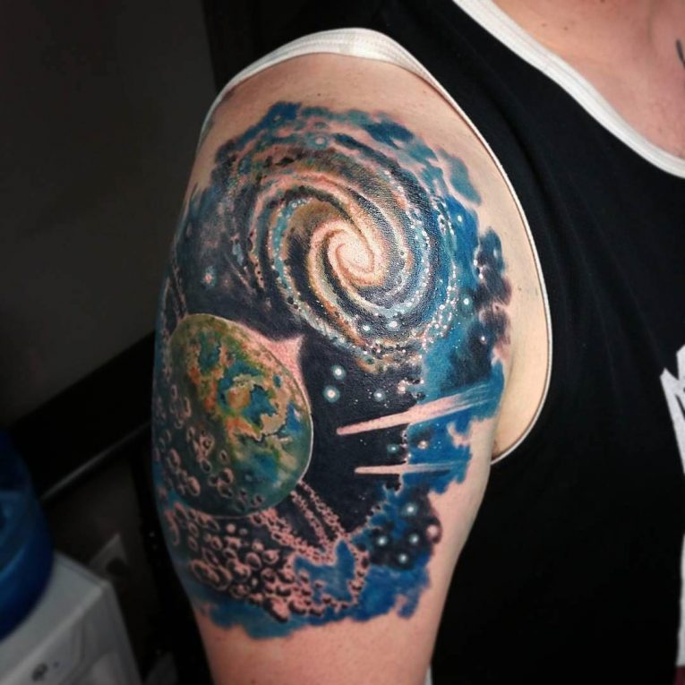 Space Tattoo 89