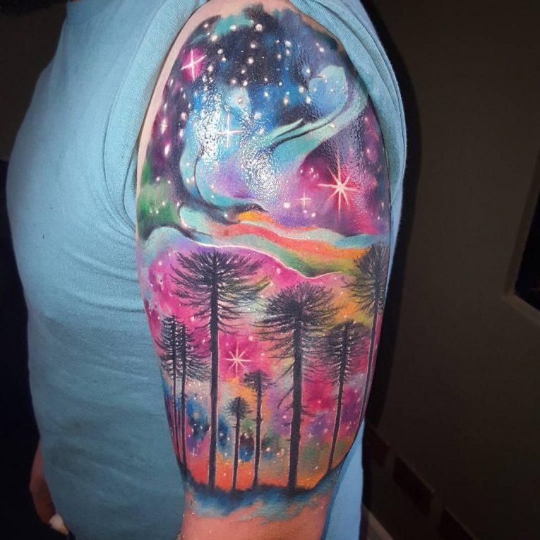 Space Tattoo 90