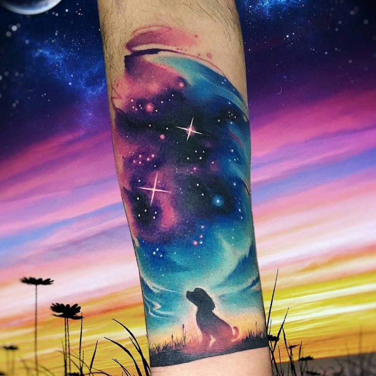 Space Tattoo 92