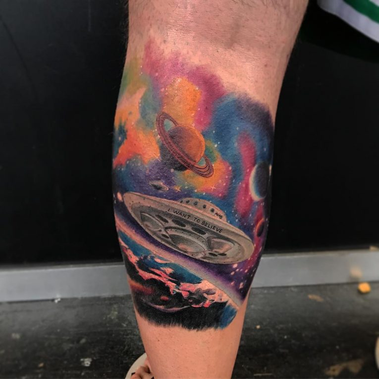 Space Tattoo 93