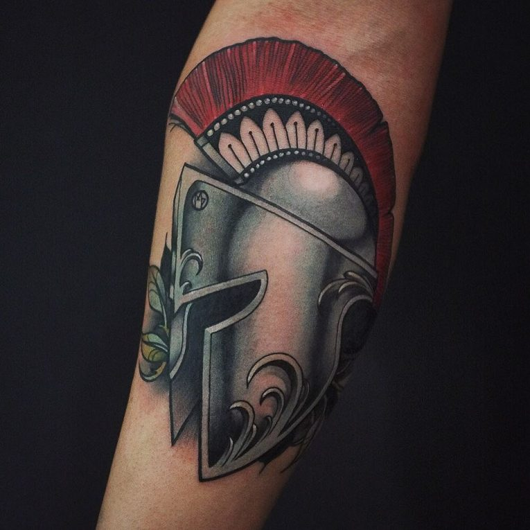 Spartan Tattoo 92