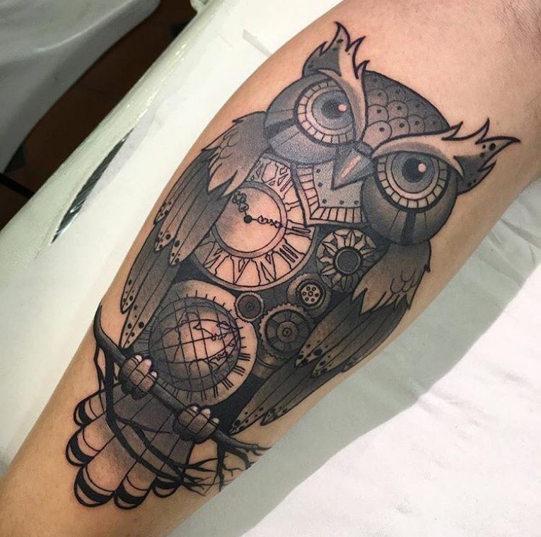 Steampunk Tattoo 102