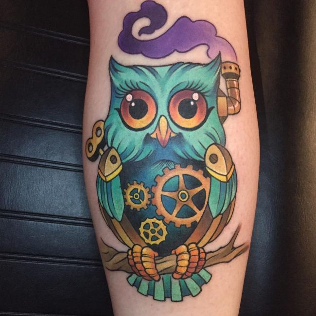 Steampunk Tattoo 82