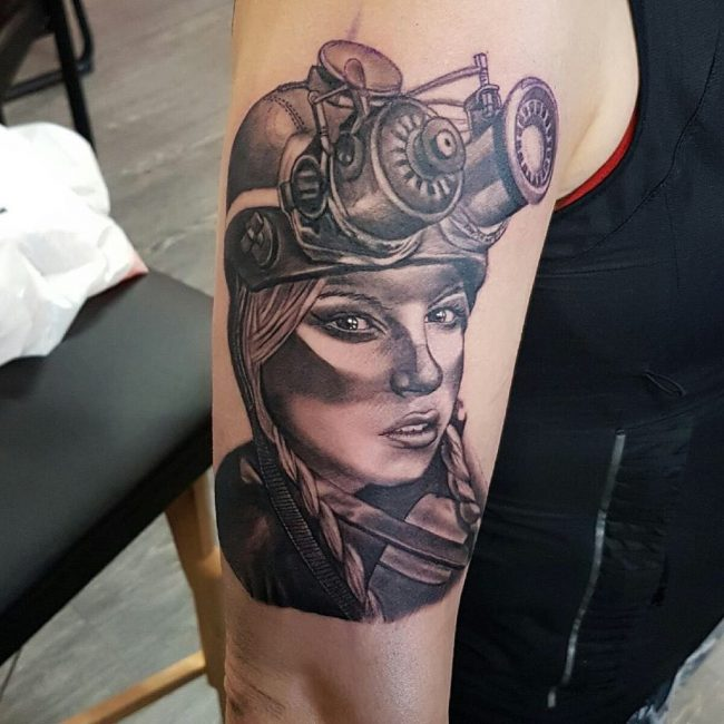 Steampunk Tattoo 83