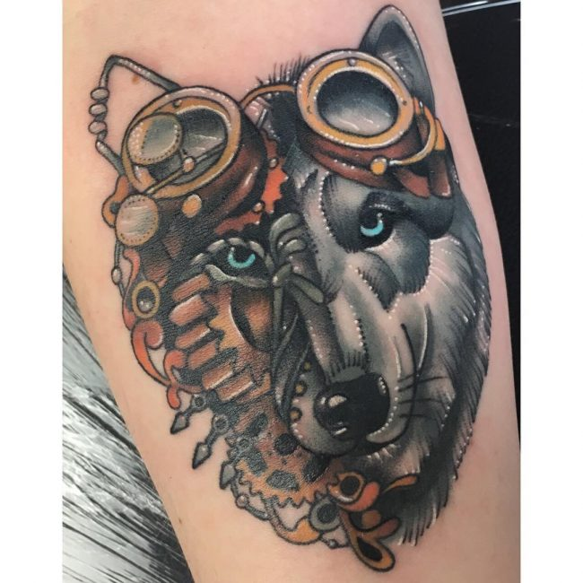 Steampunk Tattoo 88