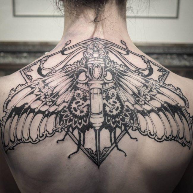 Steampunk Tattoo 89