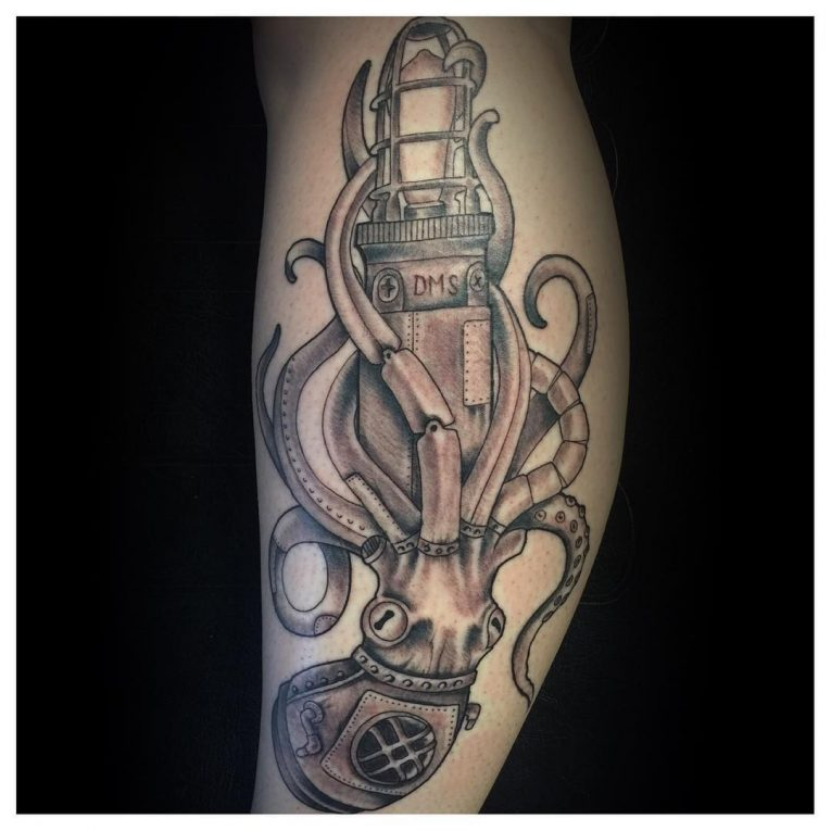 Steampunk Tattoo 91