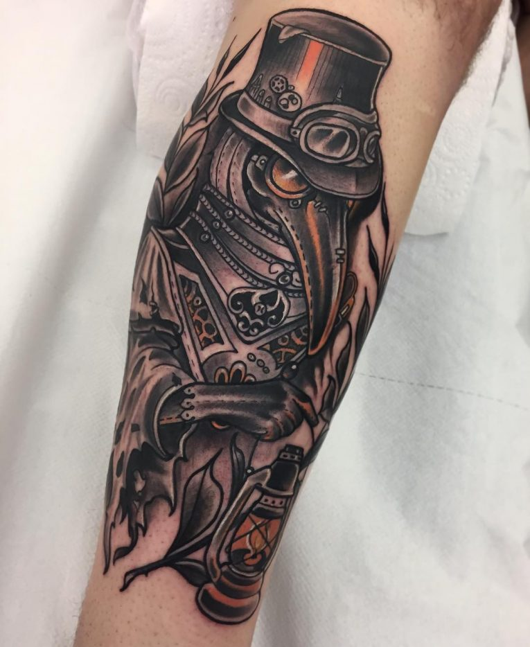 Steampunk Tattoo 93