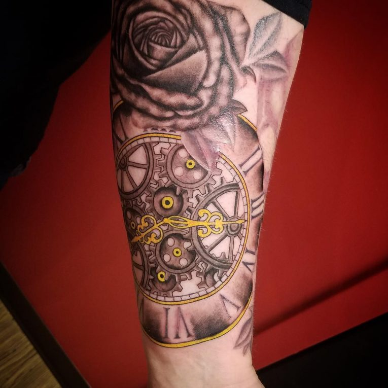 Steampunk Tattoo 95