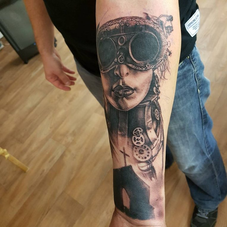 Steampunk Tattoo 98
