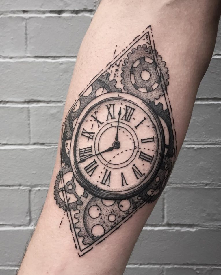 Steampunk Tattoo 99