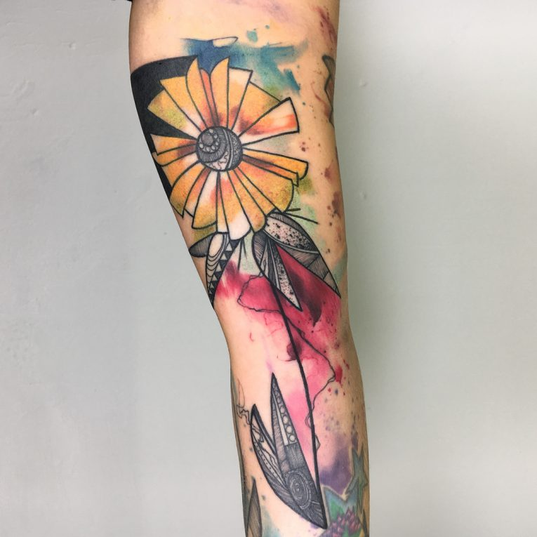 Sunflower Tattoo 78