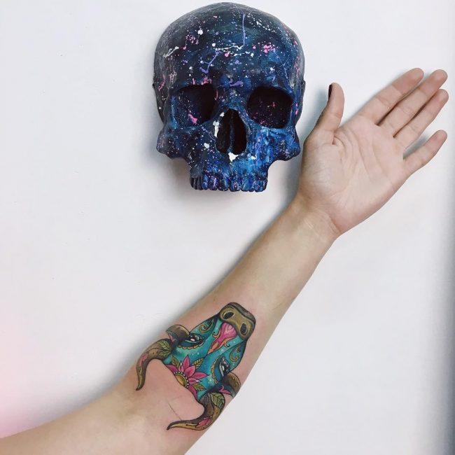 Taurus Tattoo 59